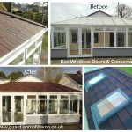 Exe Conservatory Repairs