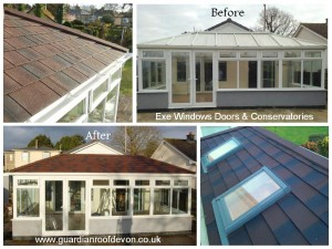 Replacement Guardian Roof Honiton